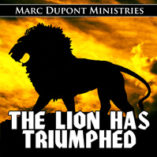 The Lion has Triumphed CD (single)