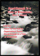 Breakthrough in a Time of Breakdown 3 CDs Set