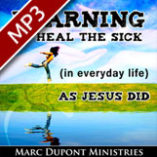 Learning to Heal the Sick Training School (live recording) MP3 Download (11 files)