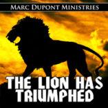 The Lion has Triumphed CD (single)