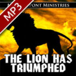 The Lion has Triumphed MP3 Download (single)
